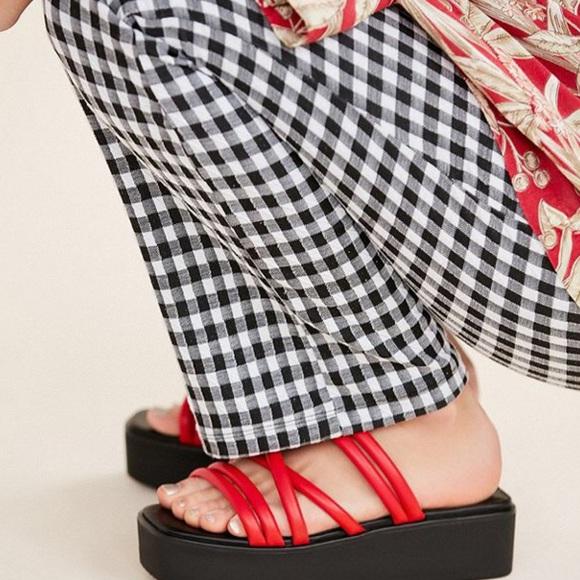cd9bcbd58d7 ASOS Shoes - NWOT! VAGABOND Bonnie Platform Sandal
